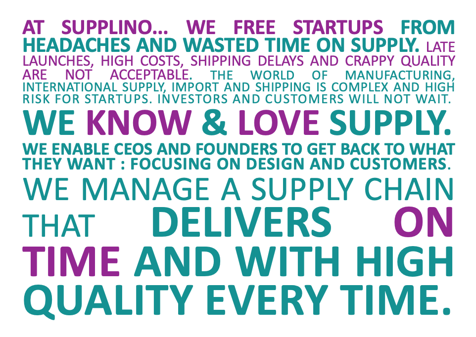 We love supply